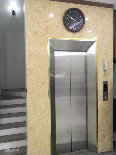 Bán nhà mặt phố 24 Kim Đồng, Tân Mai, 55m2 x 6T, xây mới, thang máy, MT 5.6m, giá 11,6 tỷ