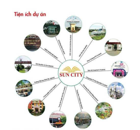 Bán đất nền giá đầu tư dự án tại đường Võ Văn Bích - Huyện Củ Chi - Hồ Chí Minh