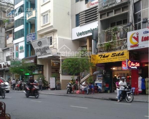 Vị trí đẹp nhà 3 tấm mặt tiền kinh doanh Phú Thọ, P1, DT: (3,2x15)m NH: 5,1m giá: 7,2 tỷ(TL)