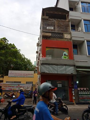 Cho thuê nhà ngay khu tài chính, MT Nguyễn Công Trứ kế Pasteur, Q1, 9x12m, trệt, 2 lầu, giá 70tr ảnh 0