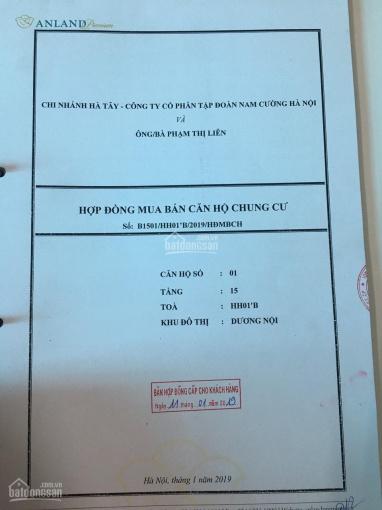 Chính chủ bán căn góc 85.6m2 3PN 2WC Dương Nội, Hà Đông, HN LH. 0983591620