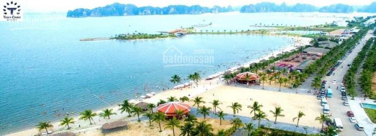 Cần bán đất đảo Tuần Châu rất thích hợp cho mọi người mua để ở, đầu tư kinh doanh, xây khách sạn