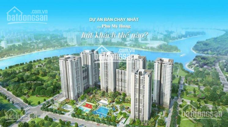 Bán căn hộ Sài Gòn South Residence, DT 71m2 giá 2 tỷ 480tr căn 3PN giá 3.3tỷ, LH 0901319986
