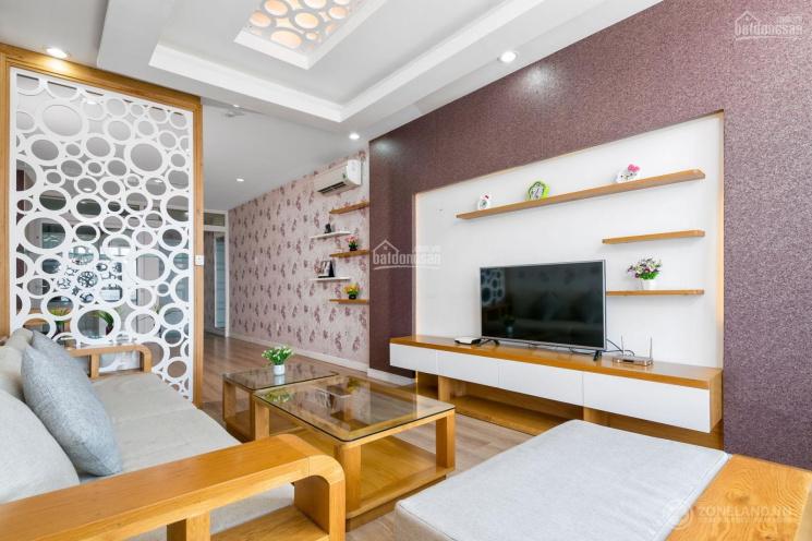 CHo thuê CH HAGL 3PN giá tốt, NT đầy đủ đẹp, trung tâm DT 117m2, giá 14tr/th: 0911299338 Ms Linh