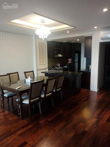 Bán căn hộ cao cấp Léman Luxury, Quận 3, giá 14,5 tỷ, 118m2, 3PN, full nội thất Thụy Sỹ