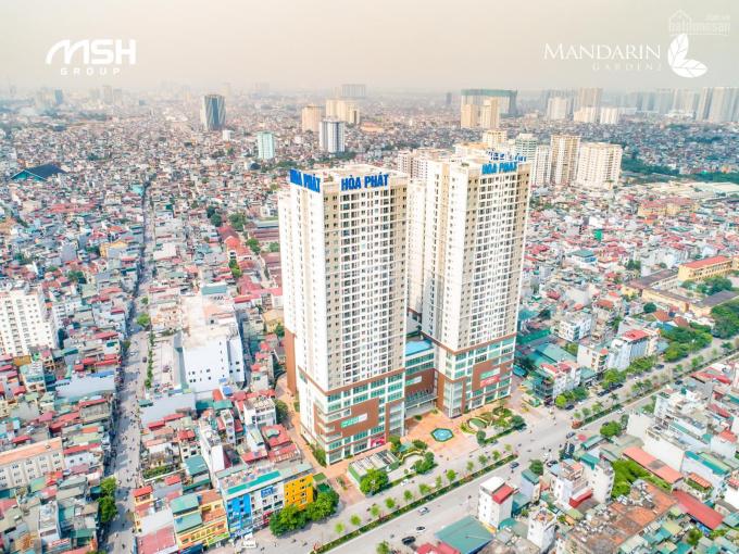 Cần bán căn hộ thô 3PN 128,6m2 - Mandarin Garden 2