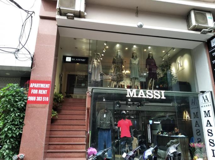 Cho thuê cửa hàng, văn phòng, showroom đẹp, trung tâm phố Giảng Võ, Ba Đình. LH: 0983 845338
