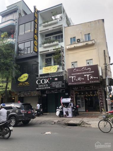 Bán nhà 2 mặt tiền đường Hồng Bàng, phường 16, Quận 11, diện tích 4.5x16m, nở hậu 7.5m, giá 18.5 tỷ