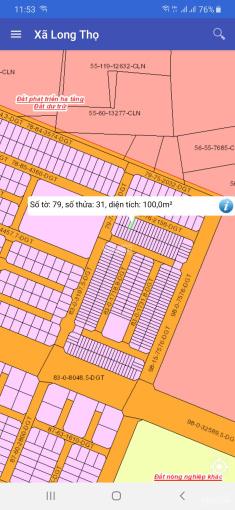 Mua - bán - ký gửi đất nền dự án sổ hồng riêng tại Nhơn Trạch, call: 0913285582