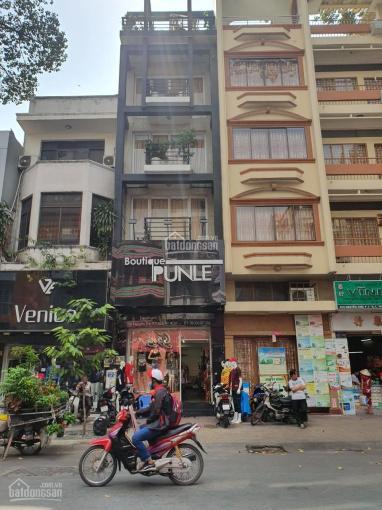 Cần bán nhà Tạ Uyên, Nguyễn Chí Thanh, P 4, Quận 11, DT: 4x22m, giá 23.5 tỷ TL