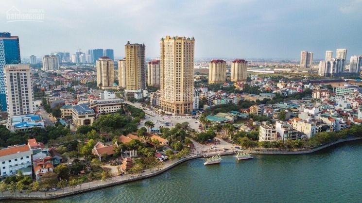 Penthouse 250m2 với 3PN, 1 bể bơi view sát Hồ Tây giá từ 25 tỷ mua trực tiếp CĐT Tân Hoàng Minh ảnh 0