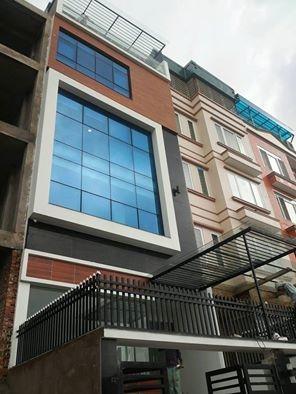 Bán gấp nhà liền kề Nam Thanh Trung Kính 113m2 xây 6 tầng 1 hầm hợp làm văn phòng, cho thuê