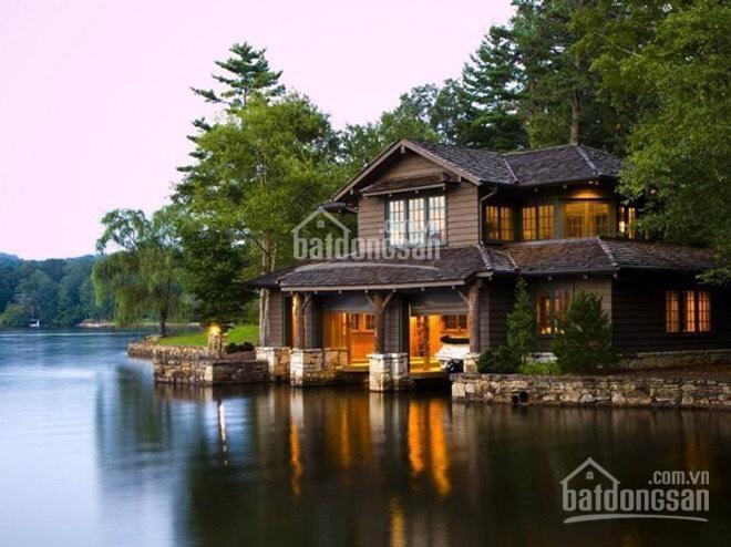 Bán nhà vườn view sông Đồng Nai và KDL Bò Cạp Vàng - Bằng Lăng Tím, giá 3,2 triệu/m