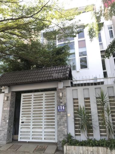 Cho thuê nhà văn phòng nguyên căn, MTĐ Trương Văn Bang, P. Thạnh Mỹ Lợi, Quận 2