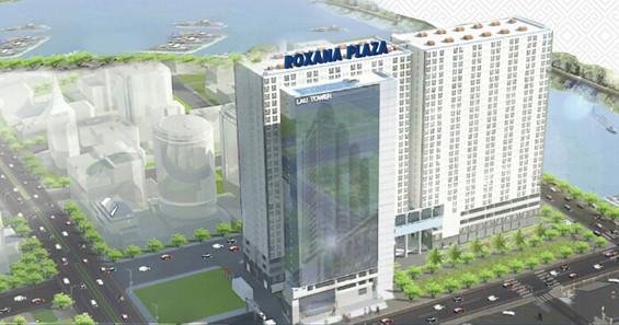 Shophouse Roxana vị trí kim cương, 3 mặt view sông, kinh doanh siêu lợi nhuận