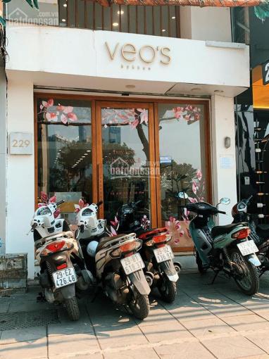 Duy nhất 1 cửa hàng cho thuê MP Xã Đàn cực đẹp riêng biệt, nhận nhà ngay
