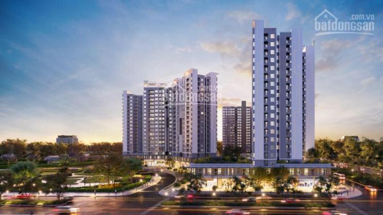 WestGate, căn hộ ngay trung tâm, giá chỉ 1,8 tỷ căn 2PN, 2VS - TT 1% tháng