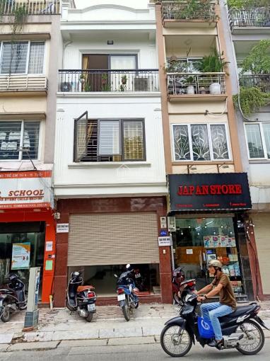 Cho thuê nhà mặt phố Thái Thịnh, nhà mới đẹp, 50m2 x 5 tầng, mặt tiền ~4,5m