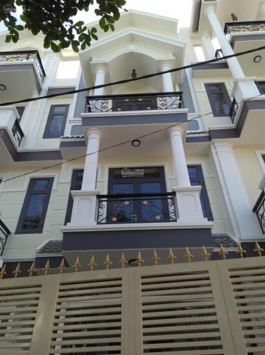 Bán 3 Căn HXH Ngay Phạm Văn Đồng, DT 4.5m*17m, xây 3 Lầu + sân thượng (Đối Diện GiGaMall)