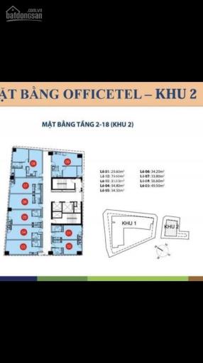 Cần cho thuê gấp 1 sàn 9 căn OT Sài Gòn Royal quận 4 giá hấp dẫn