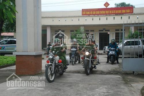 Bán đất Nguyễn Văn Tiết, Thuận An, BD, ngay KCN Lai Thiêu, gía 1tỷ440tr/80m2, SHR, LH: 0938420091