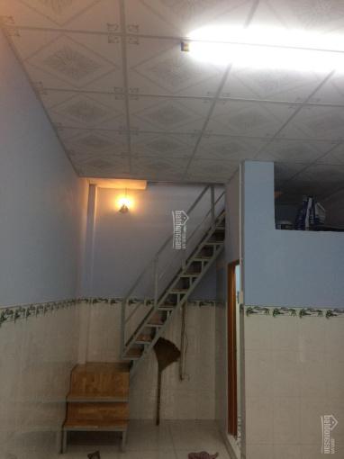 Nhà nhỏ 45m2 đường Bà Hom, P13, Q6