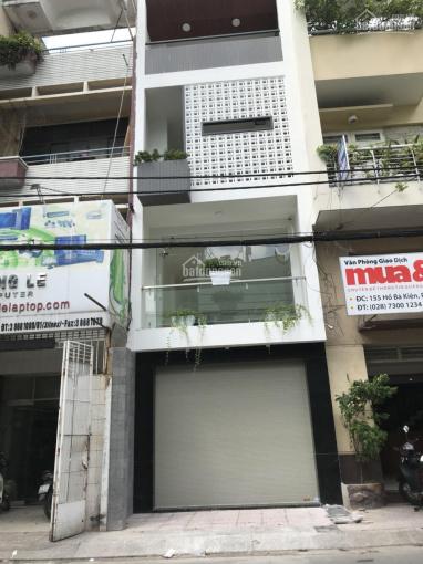 Bán nhà mặt tiền Ba Vân, P14 Tân Bình. DT: 4x15m, 5 tầng đẹp lung linh, giá rẻ bèo
