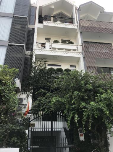 Bán gấp nhà khu Him Lam Quận 7, 5x20m, hầm trệt 3 lầu, giá đầu tư 17.5 tỷ, 0906.897.839 Ngọc ảnh 0