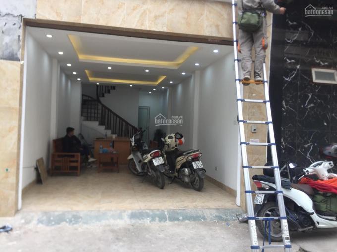 Bán nhà Lê Trọng Tấn, Hà Đông 40m2, 5 tầng, ô tô tránh, KD, VP