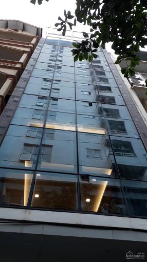 Cho thuê nhà Mễ Trì Hạ, đối diện Keangnam, 130m2 * 6 tầng + 1 hầm, thang máy, sàn thông, nhà mới