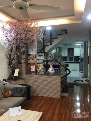 Nhà đẹp Ba Đình - Gara ô tô - kinh doanh - tặng hết nội thất - thoáng trước sau - gần phố