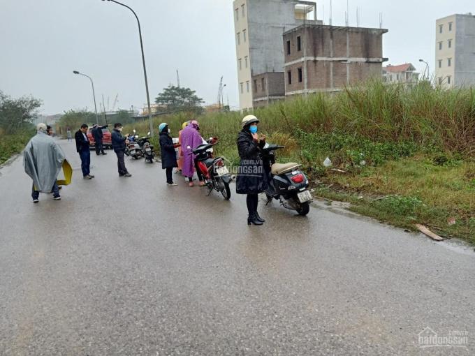 Bán đất liền kề dự án KĐT đại học Vân Canh TST 17tr/m2, LH 0989898874