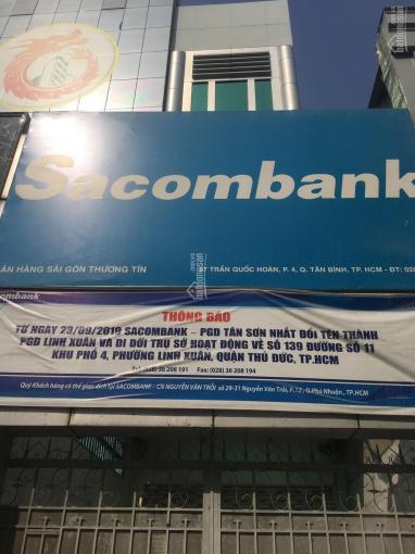 Nhà bán 97 Trường Sơn, P2, Tân Bình khu KD sầm uất cách SB 500m. DT 4x30m trệt 3L giá 27.5 tỷ