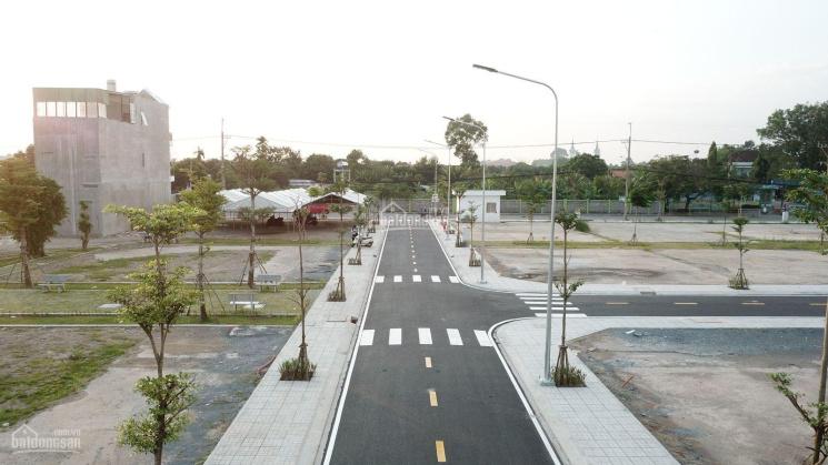 1,6 tỷ bán đất MT Trần Văn Chẩm, chợ Tân Thông Hội thị trấn Củ Chi, kinh doanh xây trọ ngay