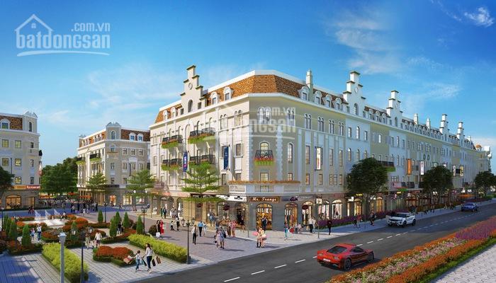 Shophouse Bãi Cháy căn 120m2 - 238m2, quỹ căn đẹp nhất cạnh quảng trường, trung tâm du lịch Hạ Long