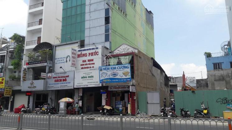 Bán nhà khu kinh doanh Nguyễn Hữu Cảnh có thang máy DT 4.3x23m giá 37 tỷ nhà 4 lầu