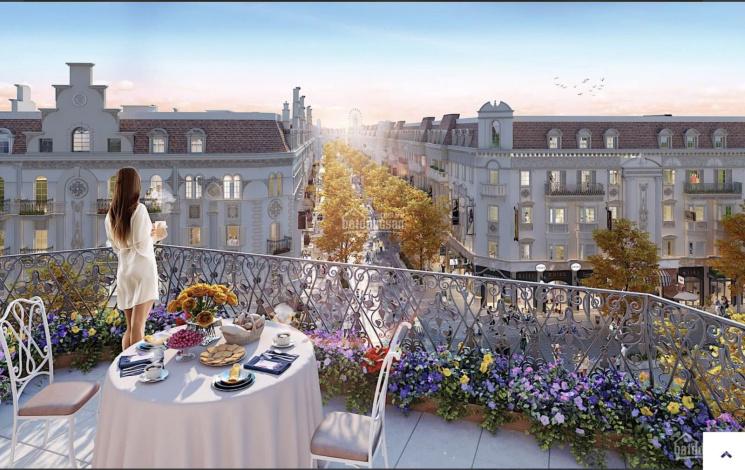 Bán Shophouse 120m2, xây 5 tầng, kiến trúc Pháp ở Bãi Cháy, Hạ Long - chiết khấu 18%, LH 0989891882