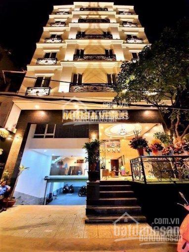 Bán khách sạn 3 sao thu nhập 220 triệu mặt tiền Cửu Long - Tân Bình. DT: 11x16m, Hầm 7 tầng, 42P