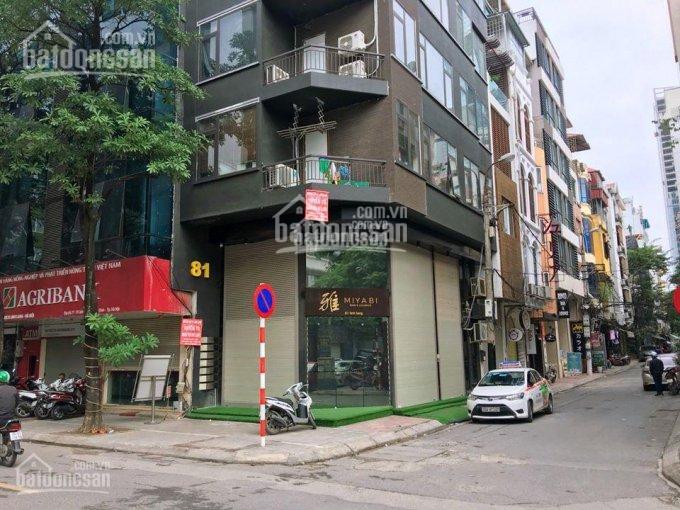 Chính chủ bán nhà đất phố Lạc Chính, mặt hồ Trúc Bạch, Ba Đình, 169m2, 2 mặt tiền, giá bán 51 tỷ
