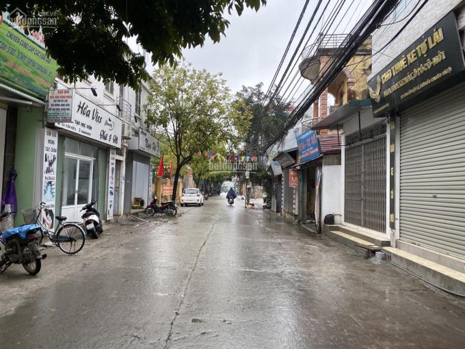 Bán gấp 116m2 đất mặt đường Cửu Việt 1, Trâu Quỳ, Gia Lâm, kinh doanh thoải mái LH 0987498004