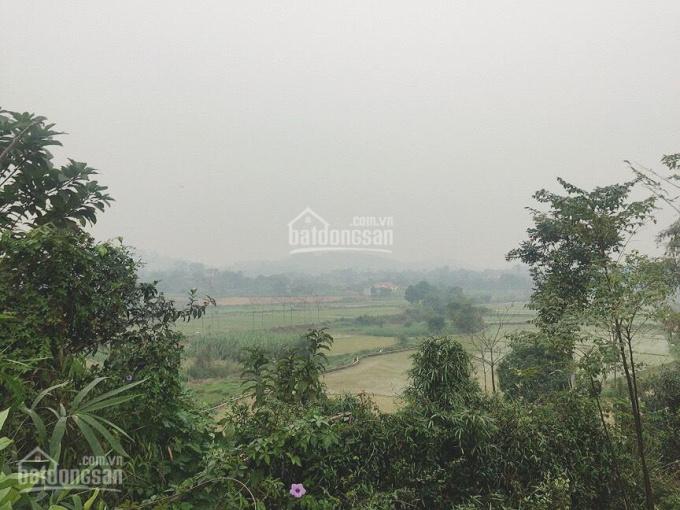 Bán nhanh lô góc 3400m2 đất đẹp, thế thoải, view thoáng Yên Bài, Ba Vì, Hà Nội