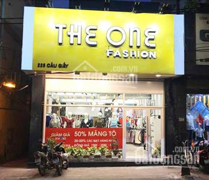 Cho thuê cửa hàng tại 228 Cầu Giấy, Hà Nội