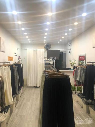 Siêu phẩm mặt phố kinh doanh phố Đặng Văn Ngữ - Phạm Ngọc Thạch - Đống Đa. 50m2 x 4T, giá 10.6 tỷ
