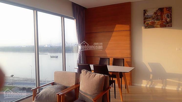 Bán căn hộ 3PN số 8 tháp Maldives view sông SG. Căn góc, hướng Đông Nam, 117m2, full NT giá 10 tỷ