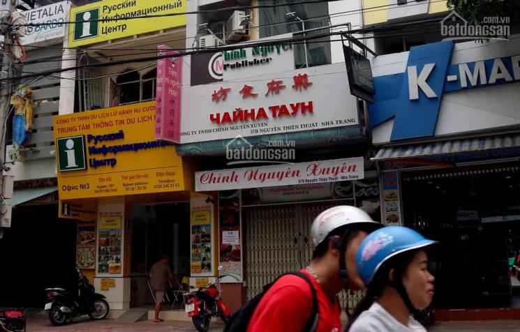 Cho thuê mặt bằng đẹp ngay trung tâm thành phố thích hợp nhiều mô hình kinh doanh