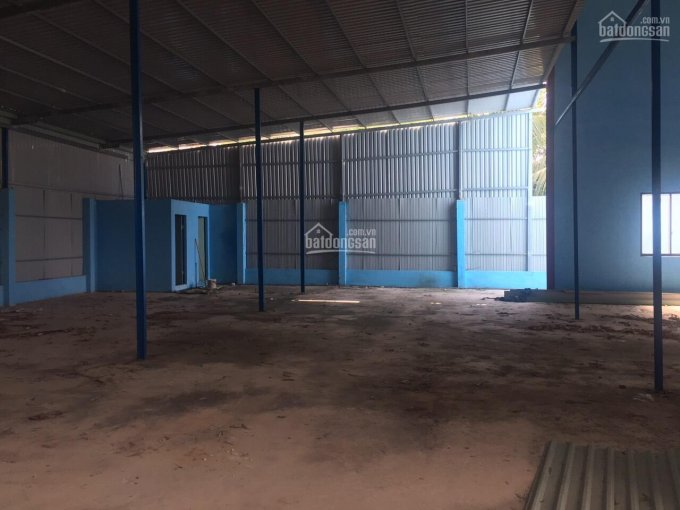 Bán kho xưởng 1.000m2 mặt tiền Võ Hữu Lợi, Bình Chánh. Gần KCN Lê Minh Xuân