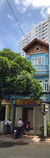Cho thuê nhà MT sầm uất số 100 Tân Hương, Q Tân Phú, 4x25m, 2 lầu + ST
