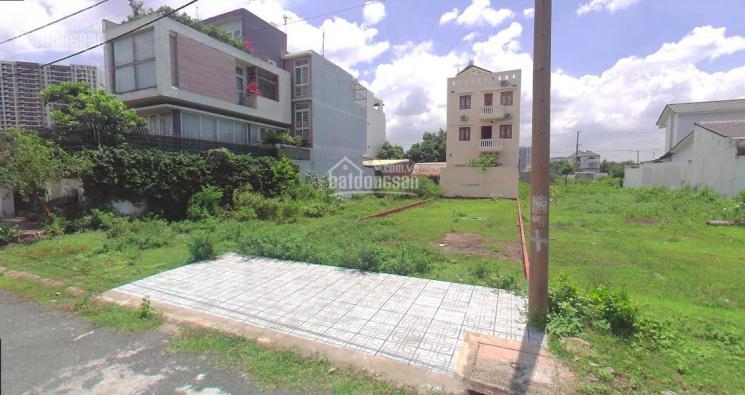 Bán đất MT đường Dương Thị Năm Phú Xuân Nhà Bè gần UBND Nhà Bè 105m2 1.4tỷ, đg 10m 0767859501 Long ảnh 0