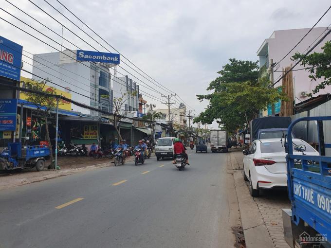 Đất mặt tiền Nguyễn Văn Tạo, ngay ngã tư Hiệp Phước, 620m2 ảnh 0