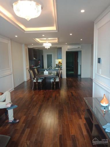 Bán căn hộ cao cấp Léman Luxury, quận 3, giá 13 tỷ, 118m2, 3PN, full nội thất Thụy Sỹ 0938139786